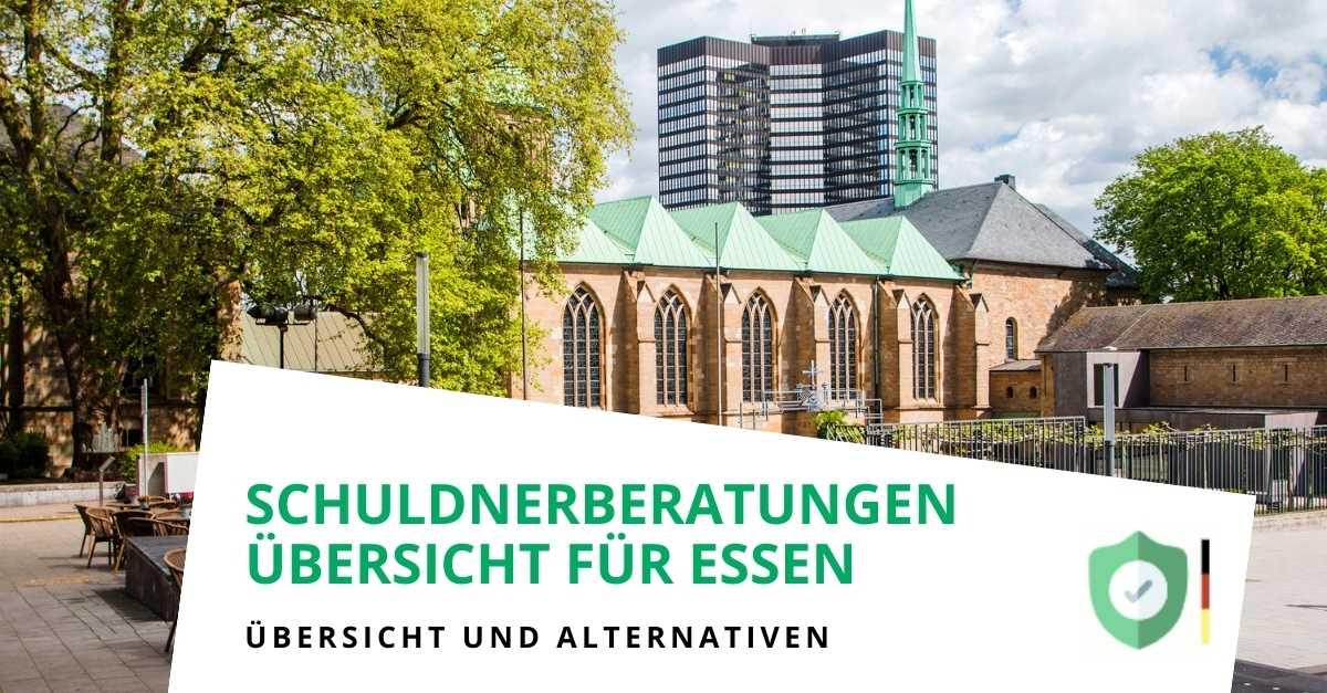 Schuldnerberatungsstellen in Essen