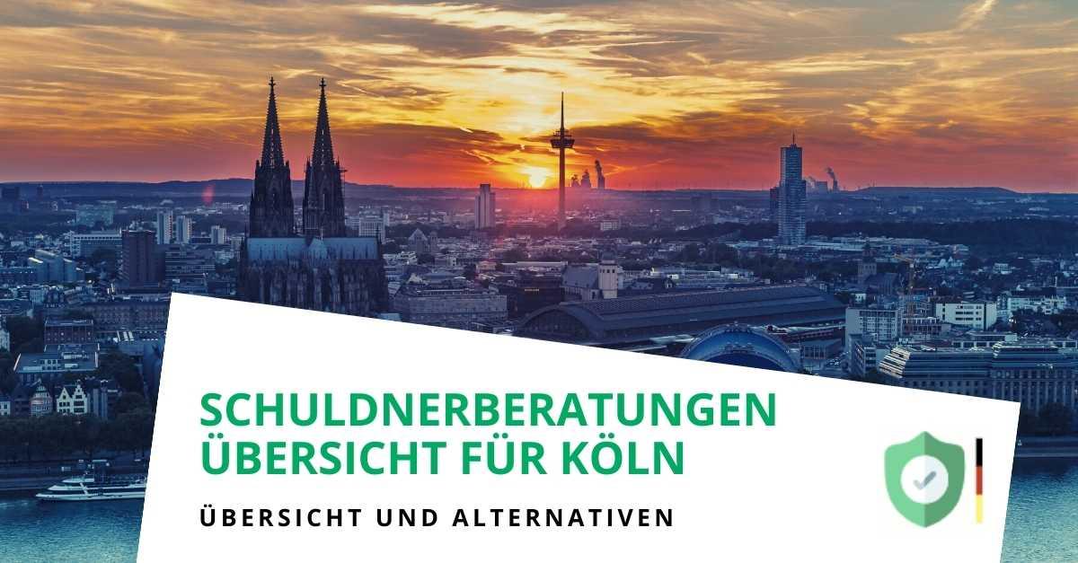 Schuldnerberatungsstellen in Köln