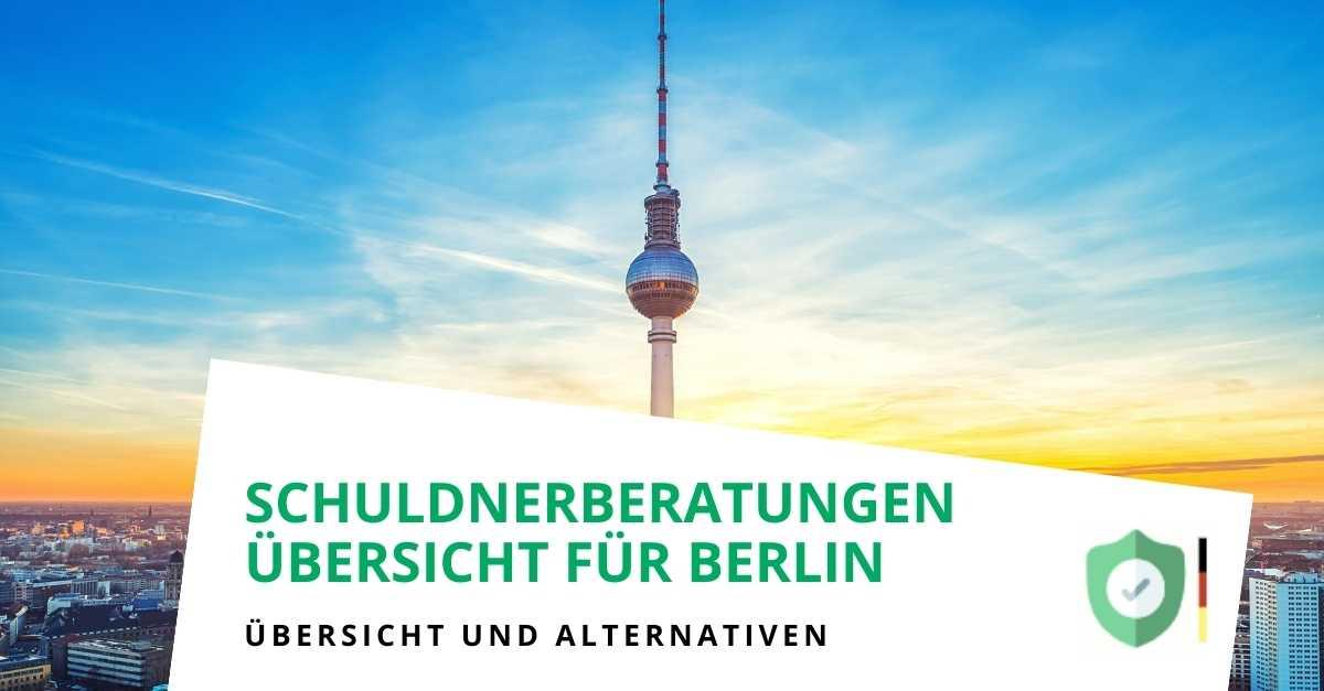 Schuldnerberatungsstellen in Berlin und eine Alternative