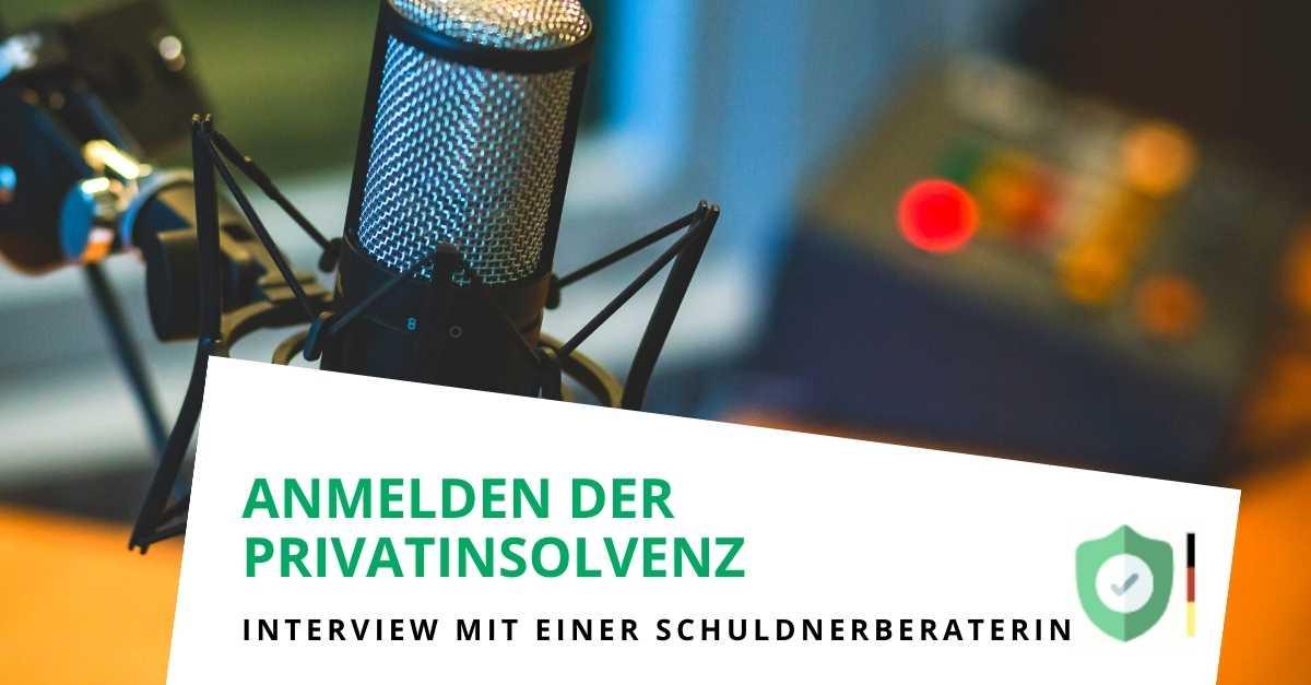 Interview: Ist es schlimm, wenn man die Insolvenz eröffnen muss?