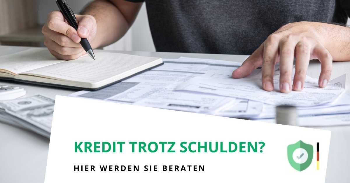 Kredit trotz Schulden?